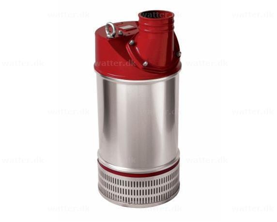 Entreprenør Dykpumpe 4 400 V