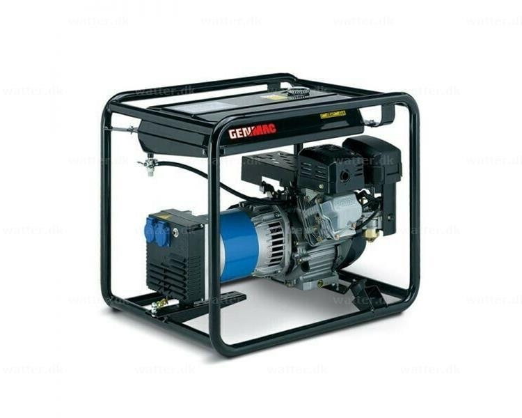 Genmac Combi Generator 6,4 kW