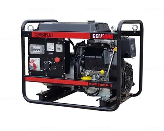 Genmac CombiPlus Generator 9,8 kW