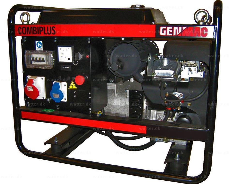 Genmac CombiPlus Generator 12,2 kW