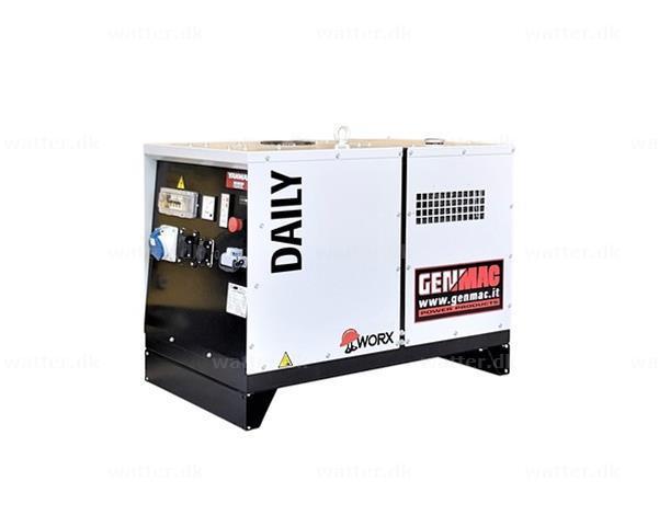 Genmac Daily Generator 5,6 kW