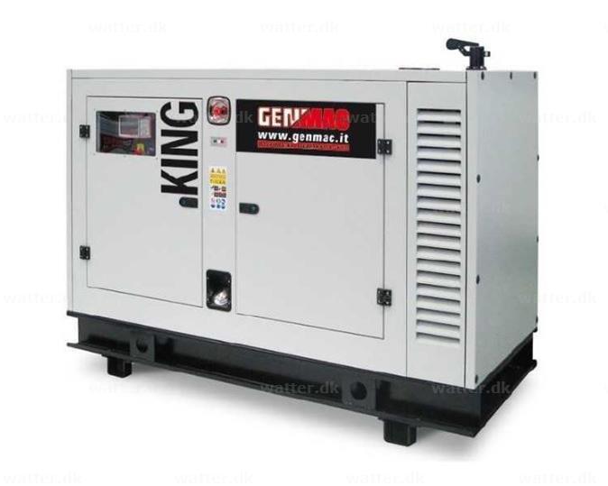 Genmac King Generator 53,0 kW
