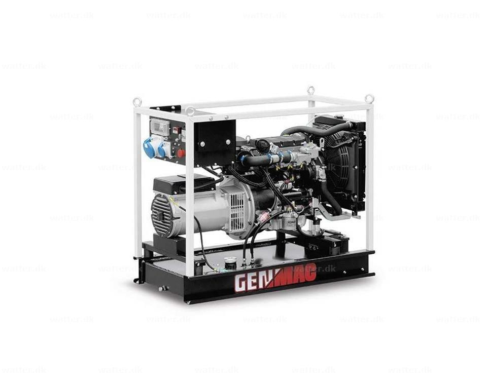 Genmac Minicage Generator 12,0 kW