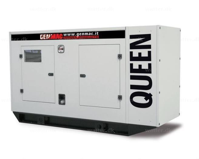 Genmac Queen Generator 72,0 kW