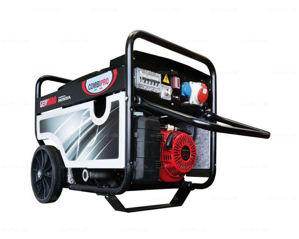 Genmac CombiPro Generator 6,4 kW