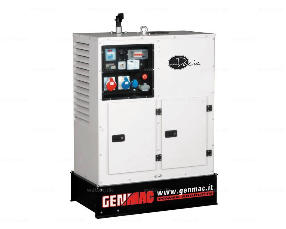 Genmac Living Generator 7,2 kW