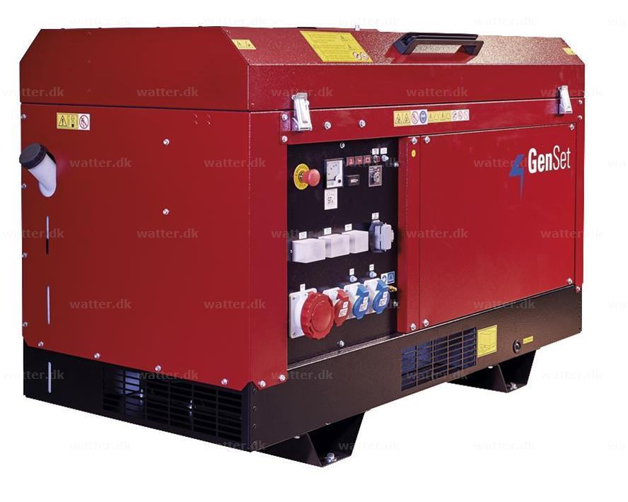 GenSet Generator 44 kVA