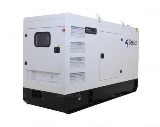 GenSet Generator 88 kVA