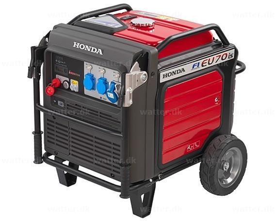 Honda EU 70 IS generator benzin 7,0 kVA