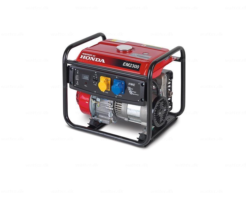 Honda EM 2300 Generator Benzin 2,3 kVA