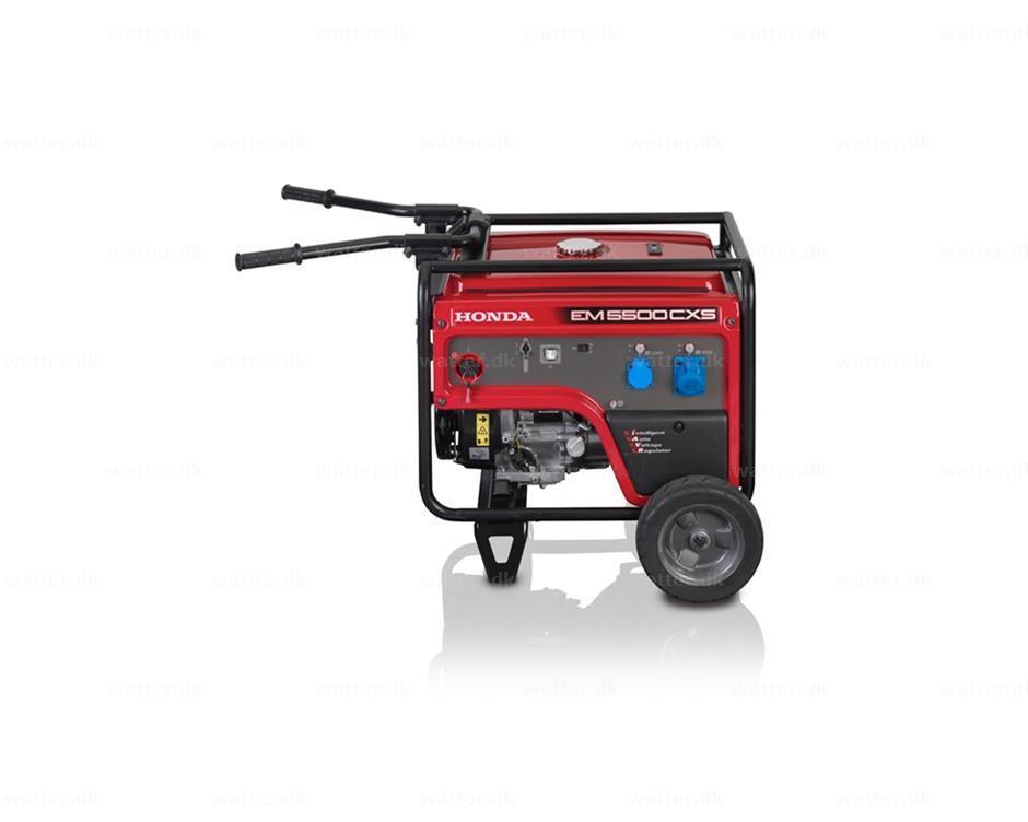 Honda EM5500 Generator Benzin 5,5 kVA