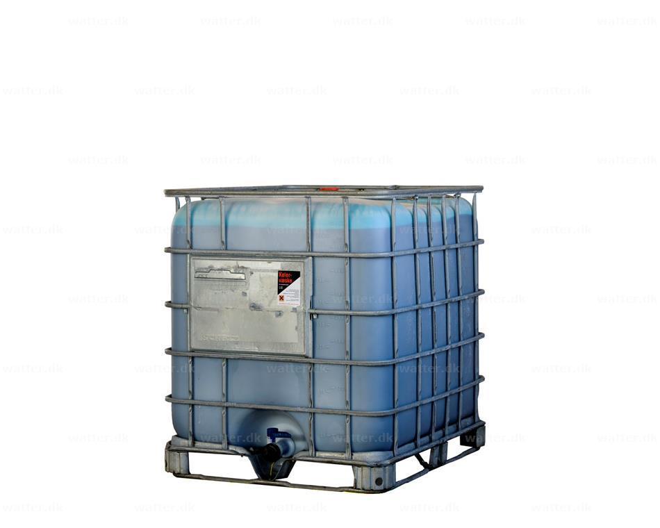 Blå kølervæske m/silikat