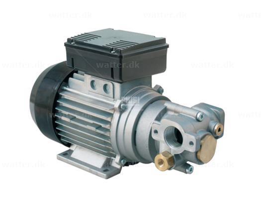 PIUSI F0030430D 230/3 1-phase Oliepumpe 230V 1250W 14 l/min