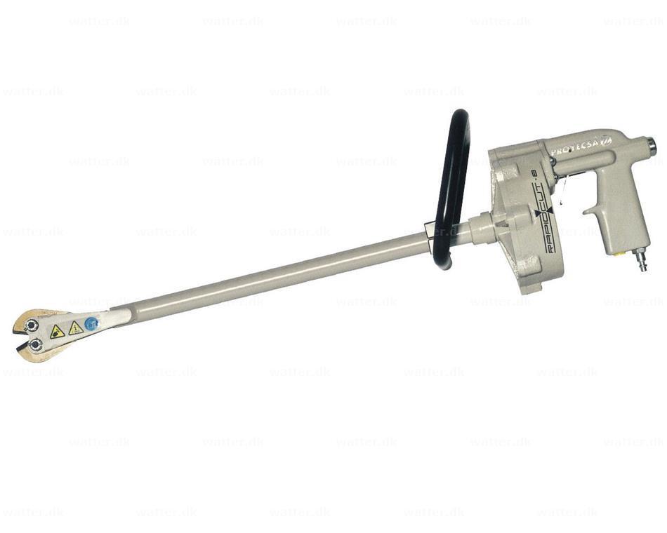 Proyecsa Rapid Cut 8 L armeringsklipper 8mm lang model