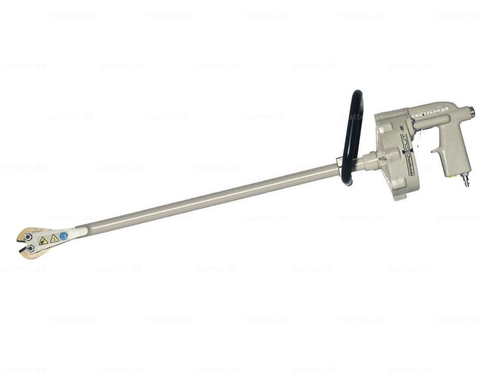 Proyecsa Rapid Cut 8 XL armeringsklipper 8mm ekstra lang