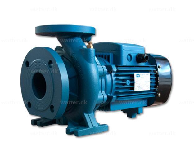PYD centrifugalpumpe NM32-250/75 / 24 m3/time 7,5 kW