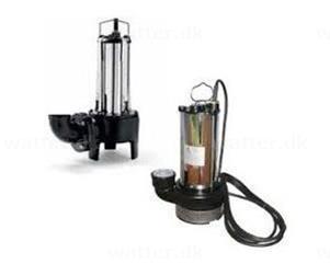 PYD spildevandspumpe SEMISOM 1000 400V 2,2 kW 1100 l/min