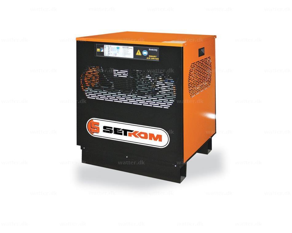 SETKOM, SHK-6500, Lufttørrer / 16bar, 230 volt