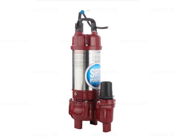 SPT AV 208 S Spildevandspumpe 750W 230V 460 l/min