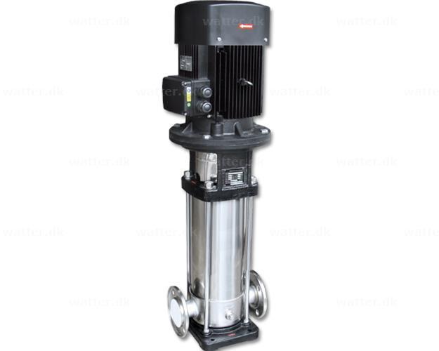 PYD vertikal centrifugalpumpe VERTINOX5-29 4 kW 133,3 l/min