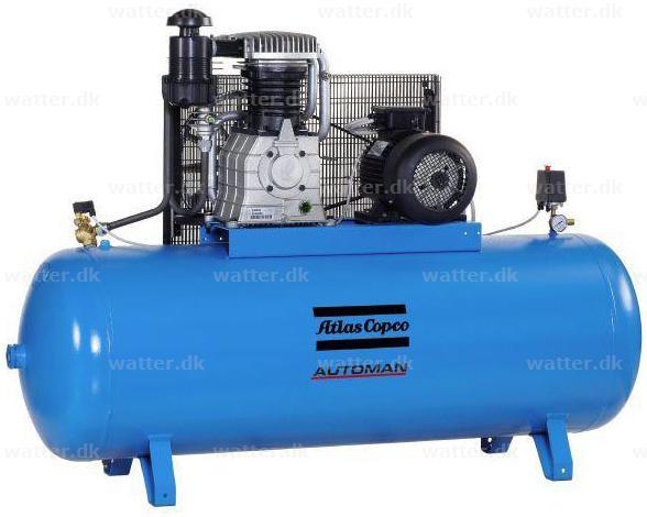 kompressor automan automan ac 75 e 500 t atlas copco. Black Bedroom Furniture Sets. Home Design Ideas