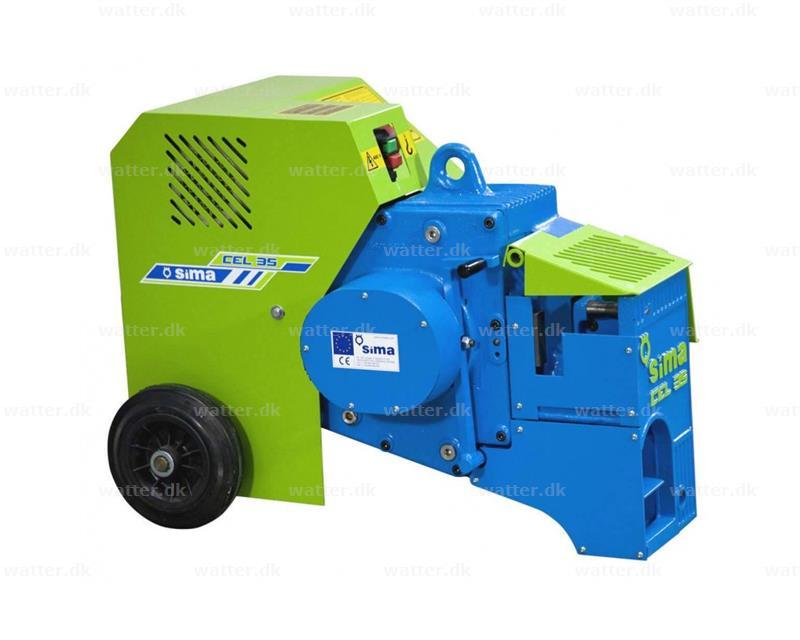 Sima 42P klippemaskine 400V 3 kW