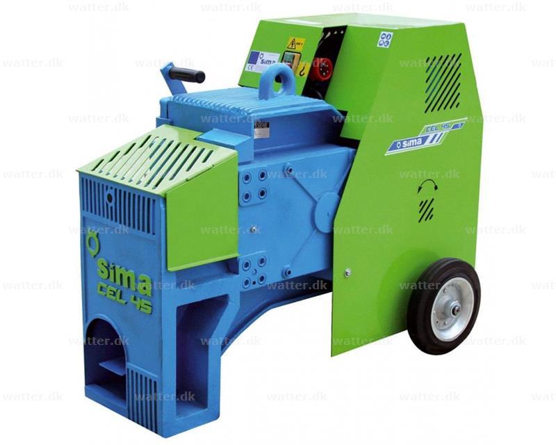 Sima 55P klippemaskine 400V 3 kW