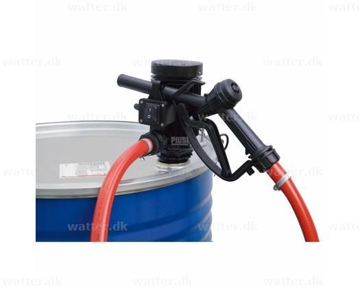 Pumpesæt til diesel og kølervæske 230V