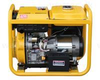 Rotek Diesel Generator 230 Volt/1-faset, 5,5 kVA