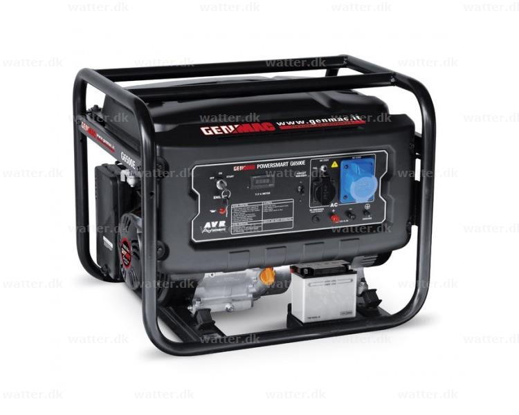 Genmac PowerSmart Generator 5,5 kW