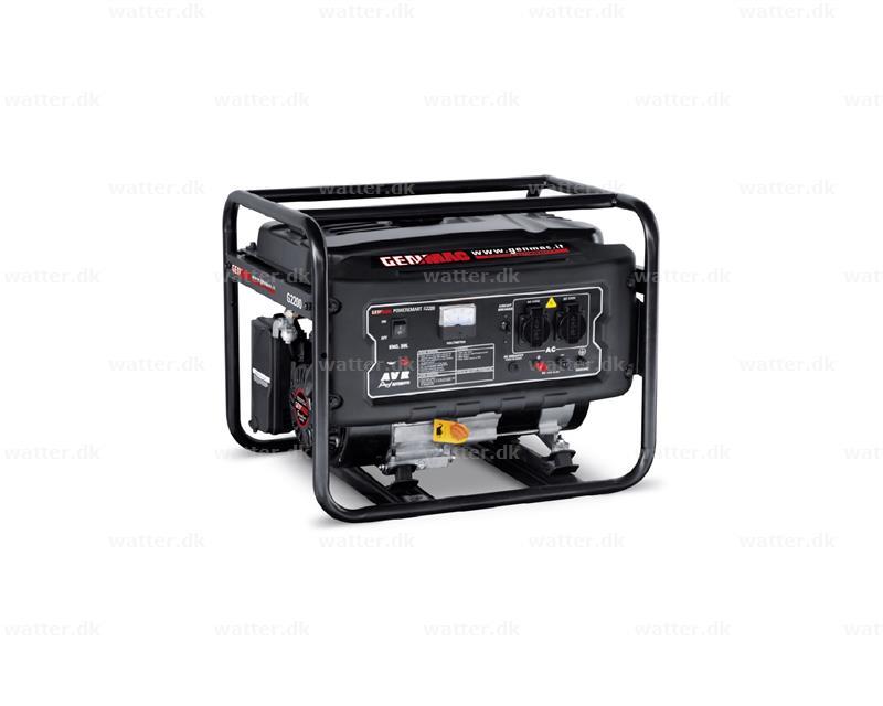 Genmac PowerSmart Generator 2,2 kW