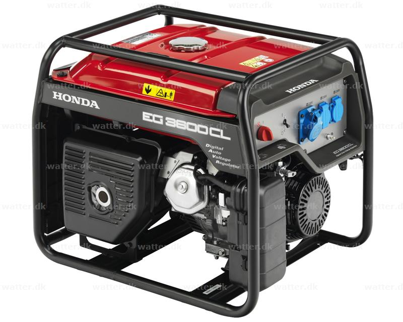 Honda EG 3600 CL generator benzin 3,2 kVA