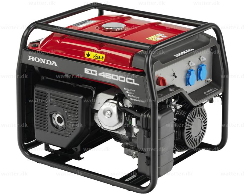 Honda EG 4500 CL generator benzin 4,0 kVA