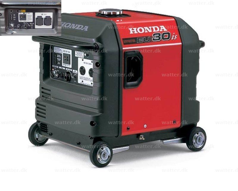 Honda EU 30 IS generator benzin 2,8 kVA
