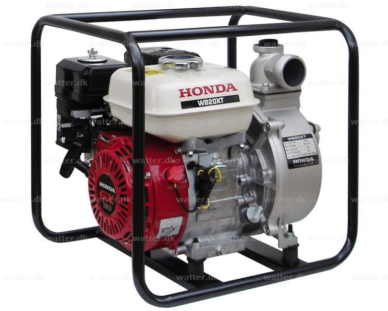 """Honda WB20 XT pumpe benzin 2"""""""