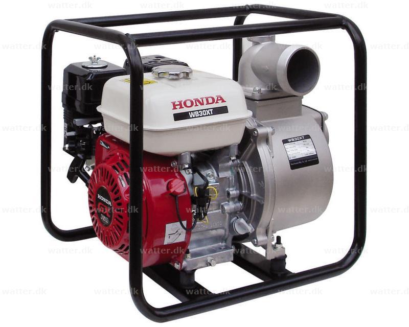 """Honda WB30 XT pumpe benzin 3"""""""
