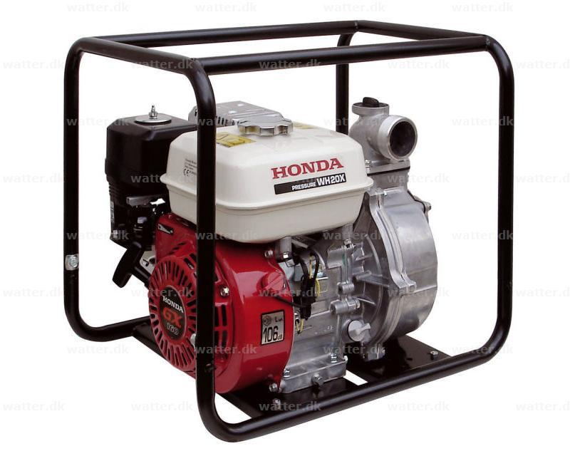 "Honda WH20 X pumpe benzin 2"""