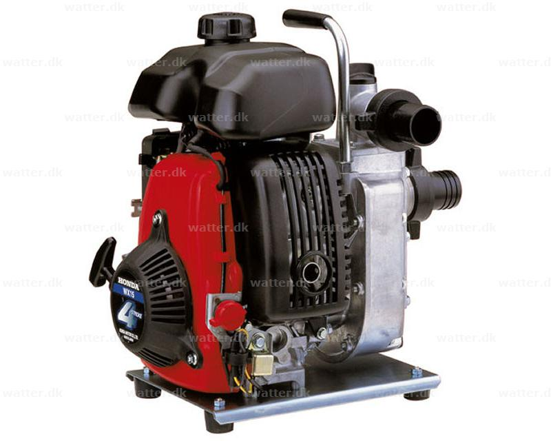 Honda WX15 pumpe benzin 1,5