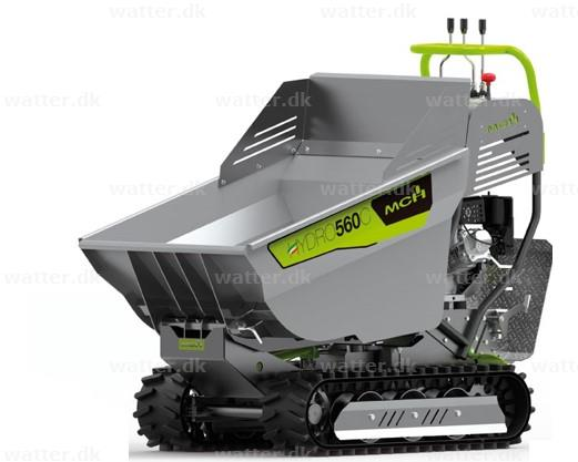 Minidumper Hydro 560C basic diesel