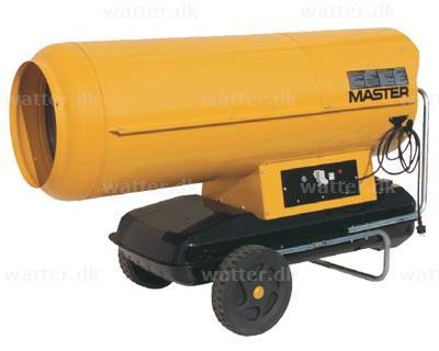 Master B 230 varmekanon diesel/petroleum