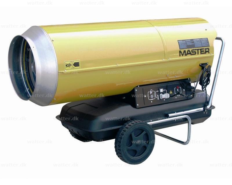 Master B 360 varmekanon diesel/petroleum