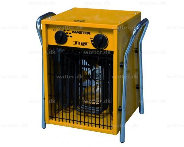 Master B5 el varmeovn 5 kW