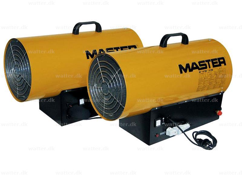 Master BLP 53 M varmekanon gas