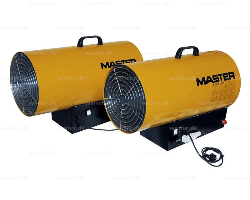 Master BLP 73 E varmekanon gas