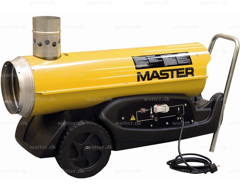 Master BV 110 E varmekanon diesel