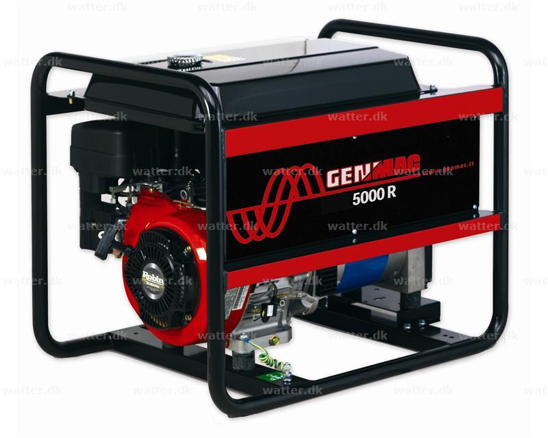Genmac Click Generator 5,0 kW