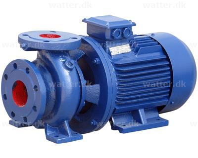 Rotek industri pumpe 400V