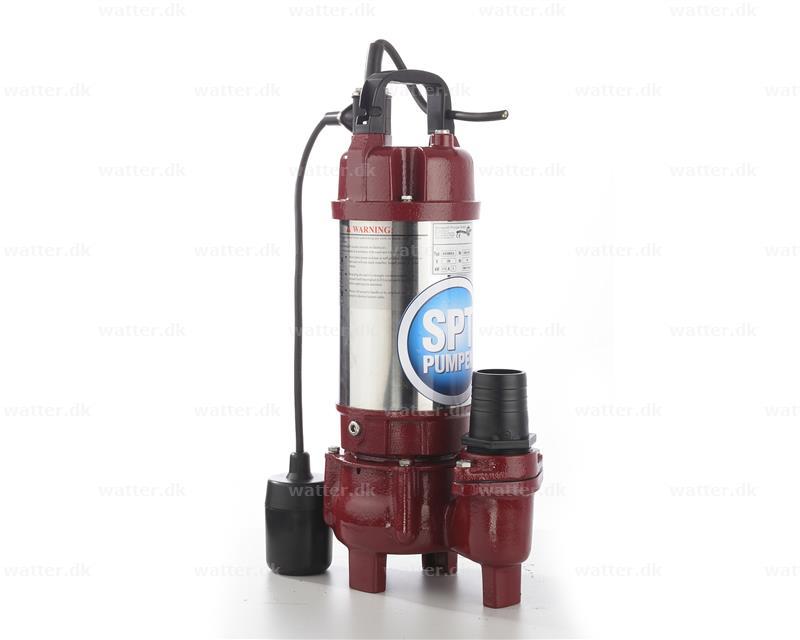 Spildevandspumpe SPT 230V 750W