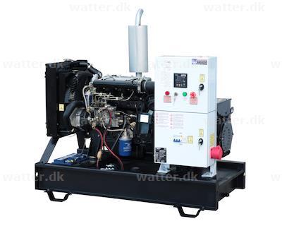 Rotek diesel generatorer 400V 50Hz