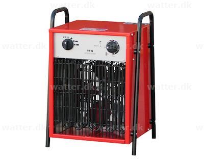 Rotek elvarmer 9 kW